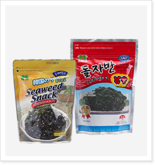 Roasted & Seasoned Seaweed